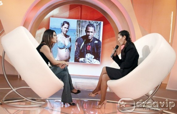 Marcia entrevista mãe de Eliza Samudio, na Band