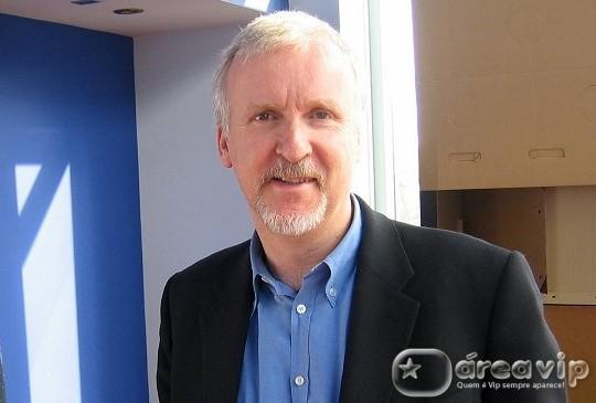 James Cameron, o criador de 'Avatar, foi a celebridade mais bem paga de Hollywood em 2010