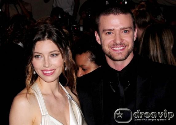 Justin Timberlake e Jessica Biel se casam na Itália