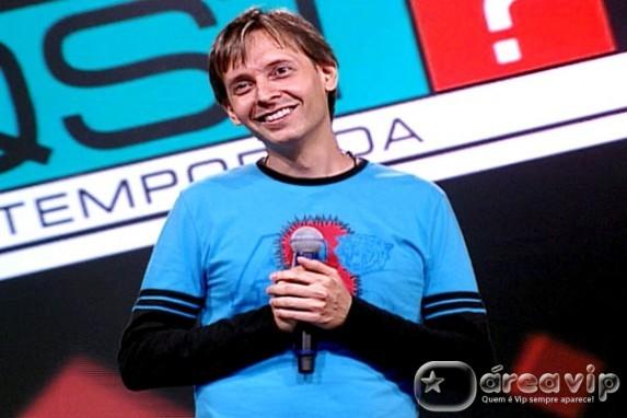 Alex Gill, ex-cantor do Polegar, vai tentar a sorte no 'Qual é o Seu Talento?'