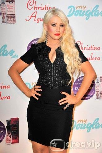Nasce a filha de Christina Aguilera