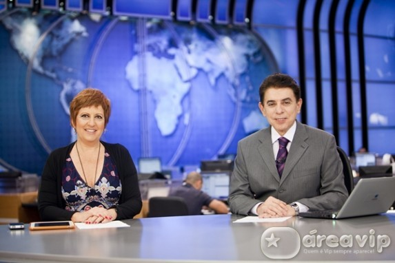 Rosana Hermann estreia como comentarista do JR News