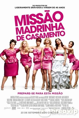 """Confira os ganhadores dos ingressos para o filme """"Missão Madrinha de Casamento"""""""