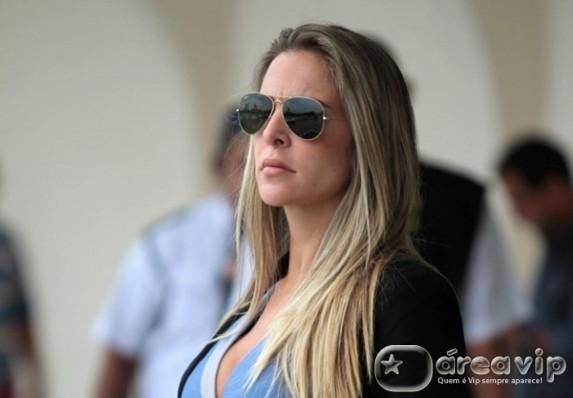 Joana Machado processa Alexandre Frota e pede R$ 300 mil de indenização