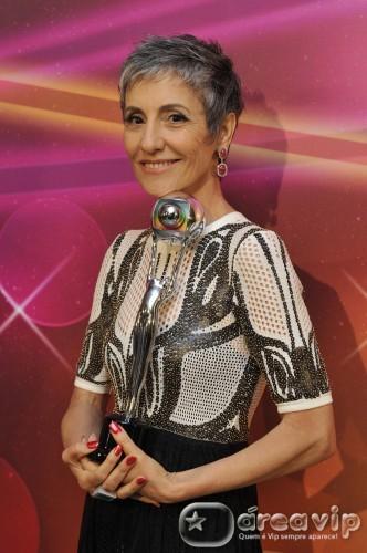 Cássia Kis deixa elenco da próxima trama das 21h da Globo