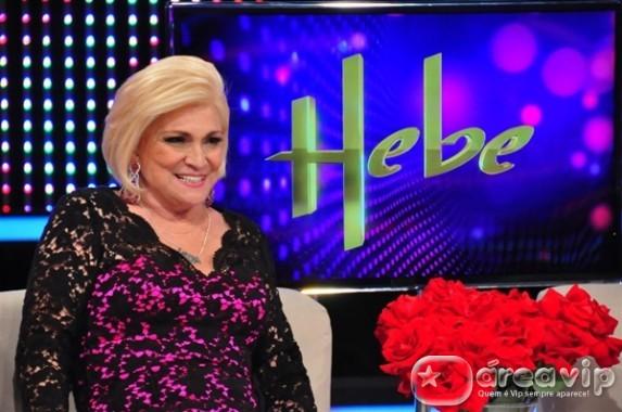 Acaba a amizade da Hebe com dono da Rede TV!