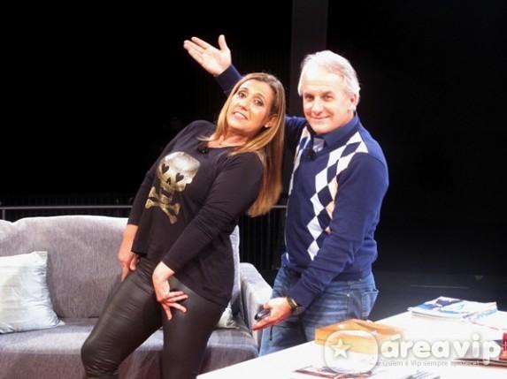 Rita Cadillac revela como começou a fazer programas, no Claquete
