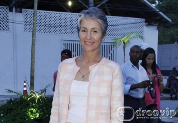 Cassia Kis teria deixado elenco de novela por causa de Susana Vieira