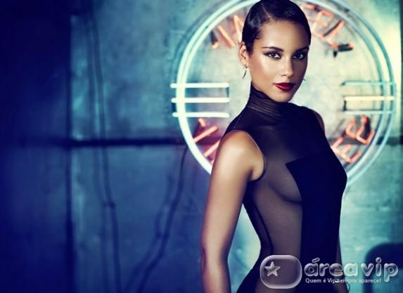 Alicia Keys fará shows no Brasil