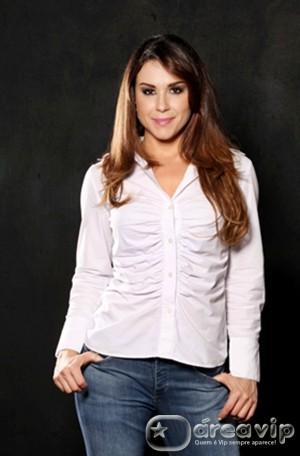 Nadja Haddad é a nova contratada do SBT