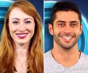 Paredao - Aline e Marcelo