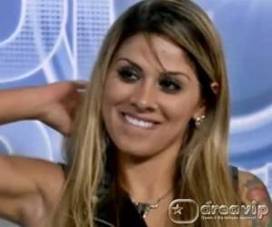 BBB14 - Vanessa (Reprodução/TV Globo/BBB)