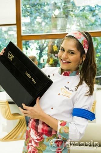 Jéssika Alves é a primeira eliminada do 'Super Chef Celebridades 2014'