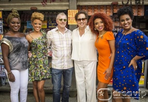 """Autuada, Globo diz que há um equivoco na interpretação de """"Sexo e as Negas"""""""