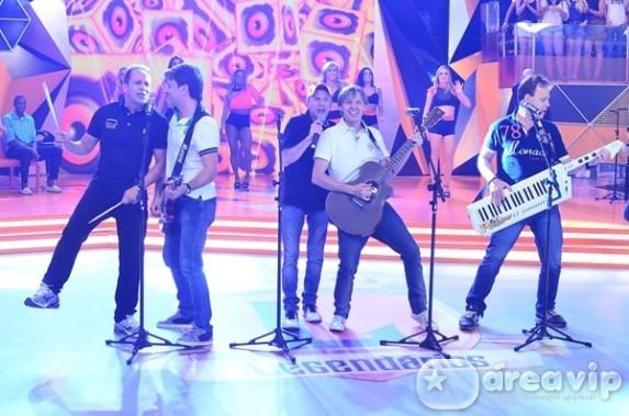 Grupo Polegar canta sucessos que agitaram os anos 80, no 'Legendários'