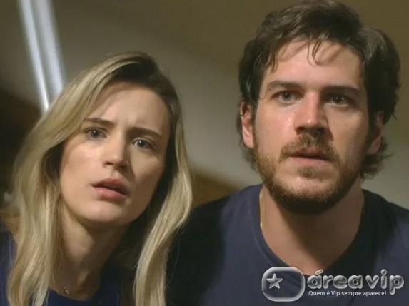 Último Capítulo – Rafael e Vitória descobrem quem é o atropelador