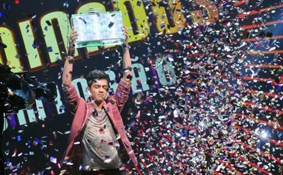 Jefferson Moraes é o grande vencedor do 'Iluminados'