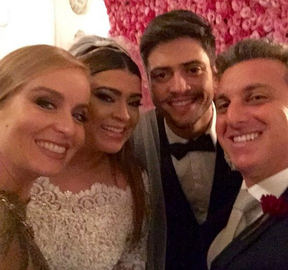 Famosos vão ao casamento de Preta Gil – Confira as fotos!