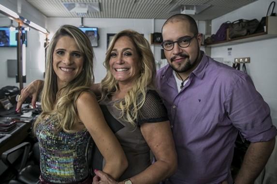 Susana Vieira grava participação em Chapa Quente