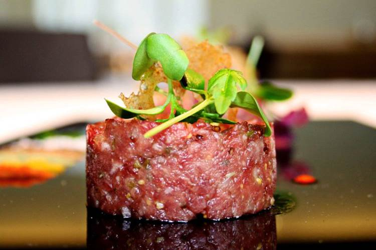 Receita de Steak Tartare