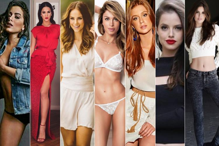 Confira a lista das 100 mulheres mais sexy de 2015