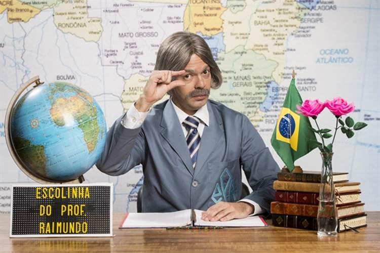 Globo suspende produção da 'Escolinha do Professor Raimundo'