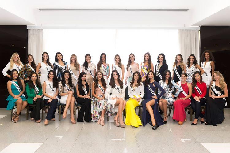 Confira o perfil das candidatas do Miss Brasil 2015