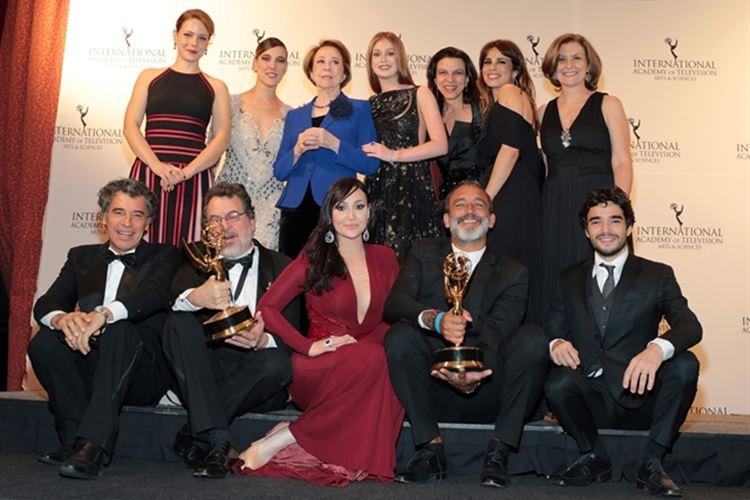 'Império' e 'Doce de Mãe' vencem o 43ª Emmy Internacional