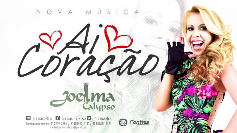 Confira a nova música de Joelma Calypso