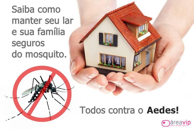 Dicas contra o Aedes
