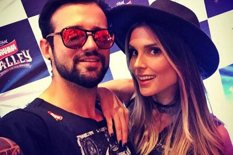 Ex-BBBs, Flávia Viana e Fernando Justin anunciam separação