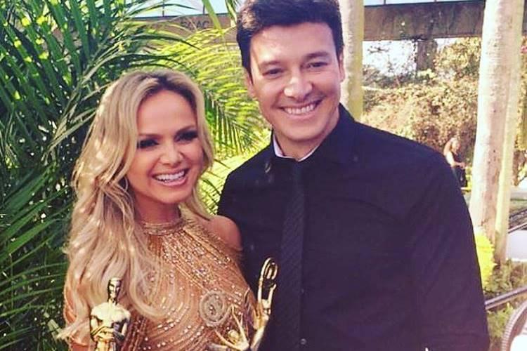 Eliana e Rodrigo