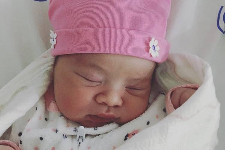 Nasce a filha de Jiang, ex-participante do MasterChef Brasil