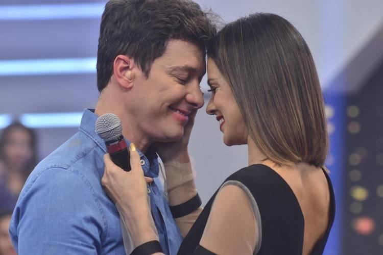 Rodrigo Faro e Vera Viel - Antonio Chahestian/Rede Record