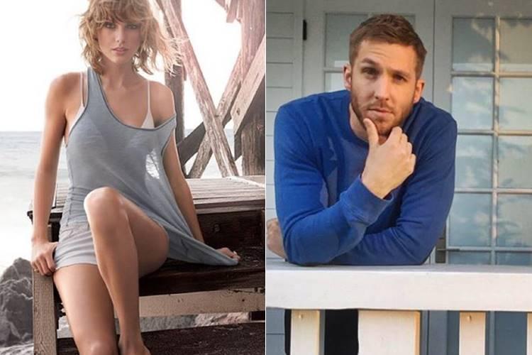 Taylor Swift e Clavin Harris terminam o namoro, diz site