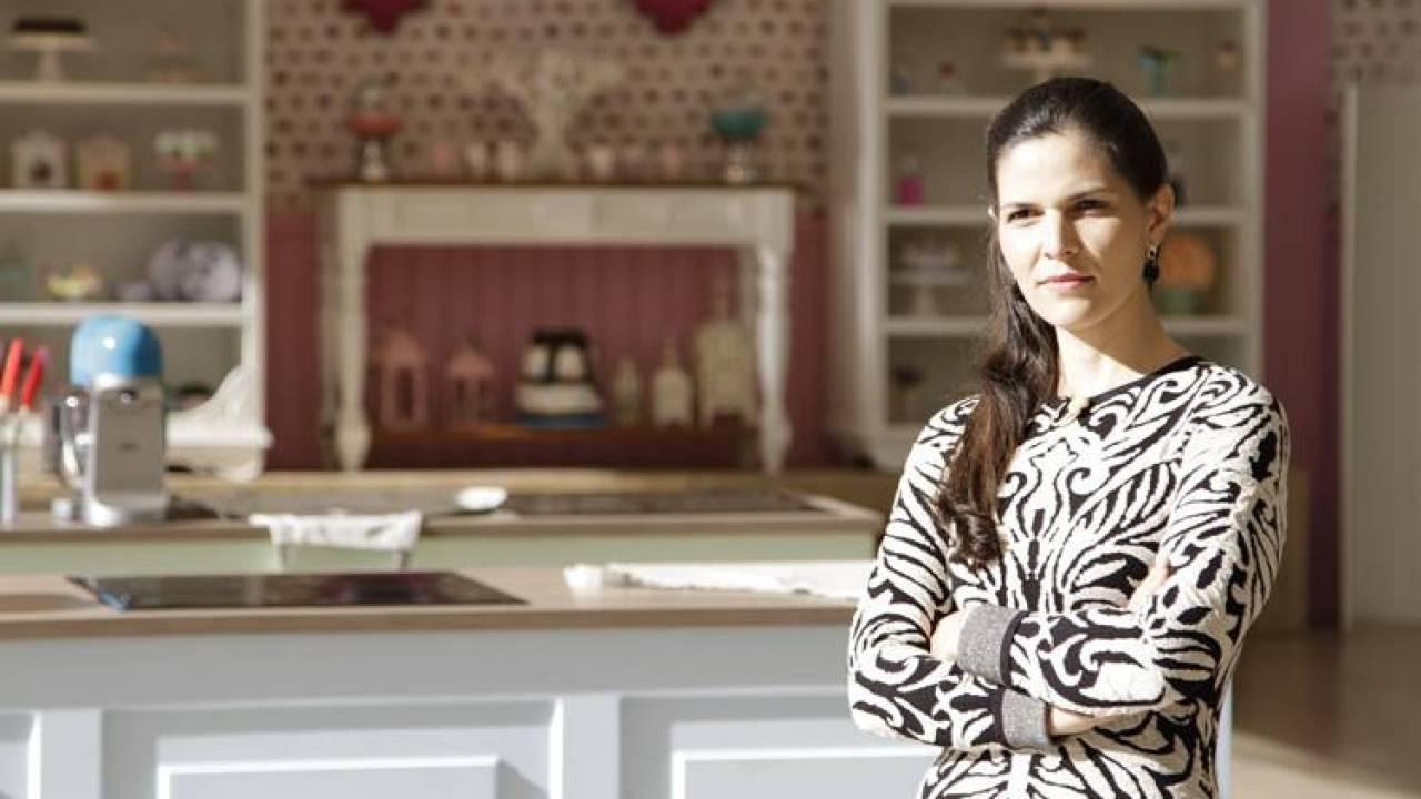 Camila Poli camila poli vence o 'bake off brasil' - �rea vip