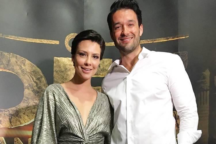 Resultado de imagem para Sérgio Marone e Camila Rodrigues