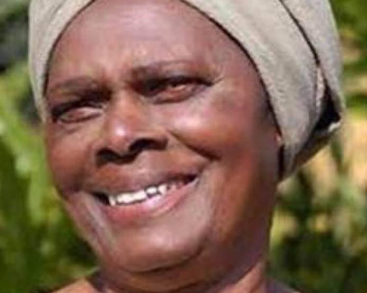 Jussara Freire informa sobre morte de Chica Lopes