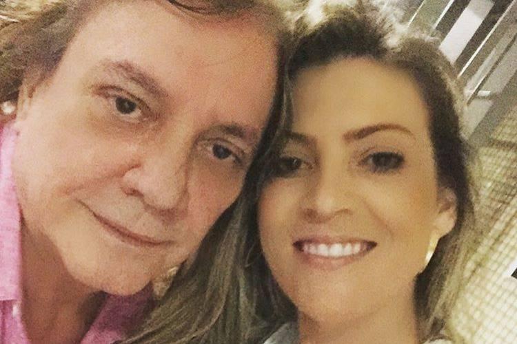 Fábio Jr. e Fernanda Pascucci passam noite de núpcias em hotel luxuoso na capital paulista