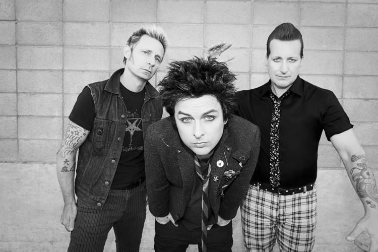 Green Day será homenageado com 'Prêmio Ícone Global' no EMA 2016