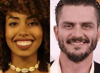 Gabi Flor e Marcos - Paredão BBB17 / Globo