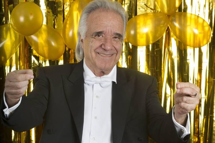 Maestro João Carlos Martins é internado em São Paulo