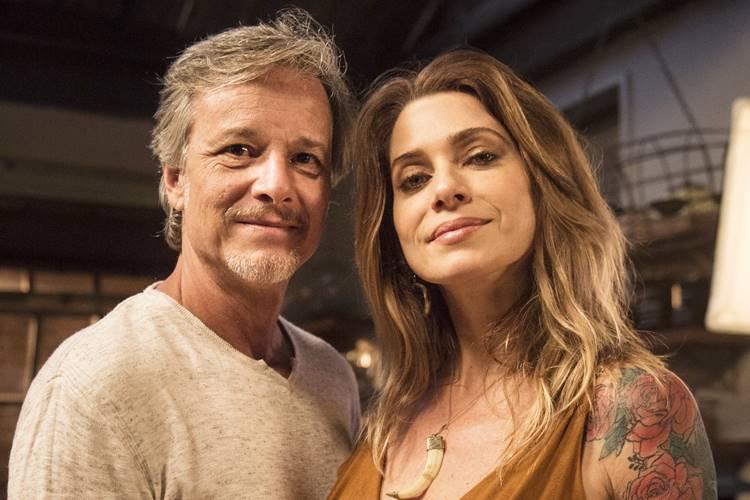 Marcello Novaes e Leticia Spiller (Globo/Mauricio Fidalgo)