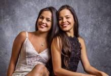 BBB17 - Emilly e Mayla (Globo/Paulo Belote)