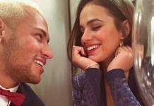 Neymar e Bruna Marquezine (Instagram)