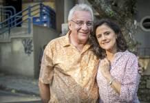 A Grande Família - Lineu e Nenê (Globo/Paulo Belote)