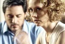 A Lei do Amor - Augusto e Vitória (Reprodução/TV Globo)