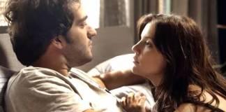 A Lei do Amor - Tiago e Marina (Reprodução/TV Globo)