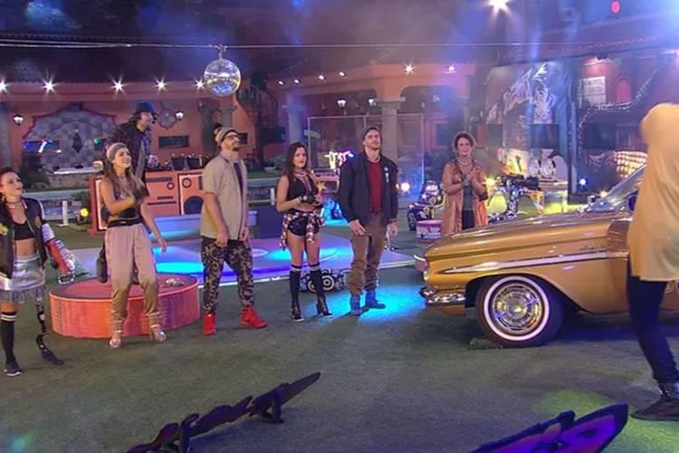 BBB17 - Festa do Gueto (Reprodução/TV Globo)