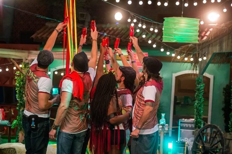 BBB17 - Festa Gaúcha (Globo/Paulo Belote)